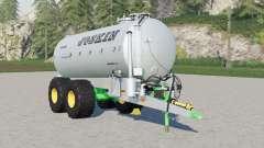 Joskin Modulo2 16000 MEB〡wheels selection для Farming Simulator 2017