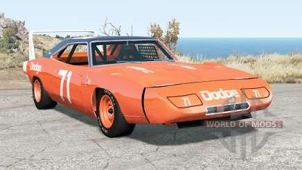 Dodge Charger Daytona (XX 29) 1969 для BeamNG Drive
