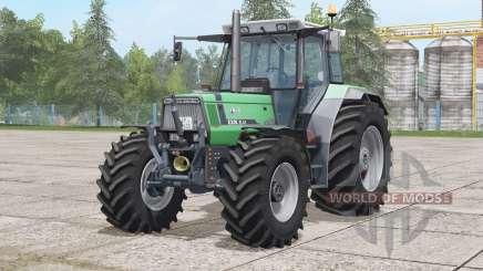 Deutz-Fahr AgroStar 6.31〡removable front fender для Farming Simulator 2017