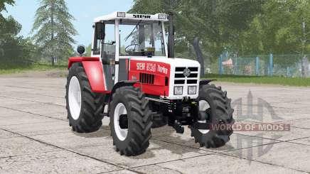 Steyr 8130A Turbo〡6 wahlbare motorupgrades для Farming Simulator 2017