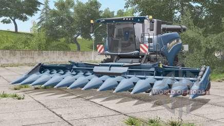 New Holland CR10.90〡scheiben getont для Farming Simulator 2017