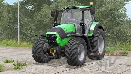 Deutz-Fahr 6190 TTV для Farming Simulator 2017
