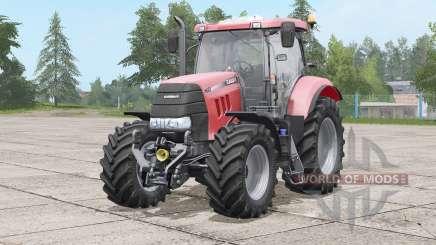 Case IH Puma 100 CVX〡front axle suspended для Farming Simulator 2017
