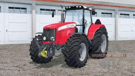 Massey Ferguson 7480〡work lights для Farming Simulator 2015