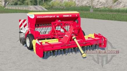механическая сеялка для Farming Simulator 2017