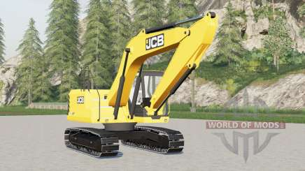 JCB 220X LC для Farming Simulator 2017