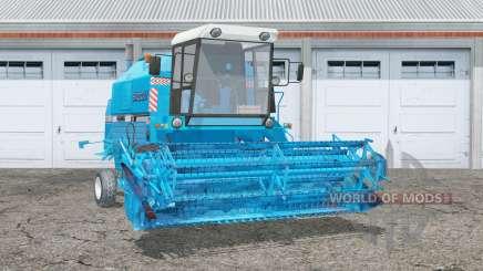 Bizon Rekord Z058〡movable pulleys для Farming Simulator 2015