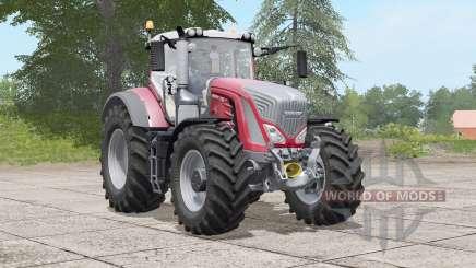 Fendt 900 Vario〡dynamic hoses supported для Farming Simulator 2017