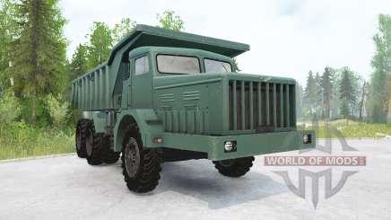 МАЗ 530 для MudRunner