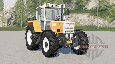 Steyr 8100 Turbo〡fixed minor bugs для Farming Simulator 2017