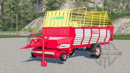 Pottinger EuroBoss 330 T〡wheels selection для Farming Simulator 2017