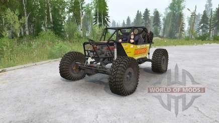 Ultra 4 buggy для MudRunner