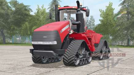 Case IH Steiger Quadtraꞓ для Farming Simulator 2017