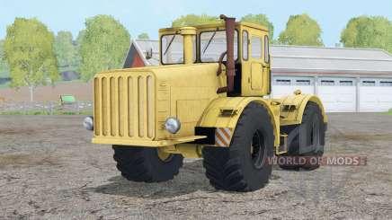 Кировец К-700〡шарнирно-сочленённая рама для Farming Simulator 2015