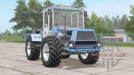 Skoda ST 180〡three types of wheels для Farming Simulator 2017