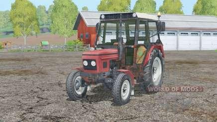 Zetor 7011, 7045 для Farming Simulator 2015