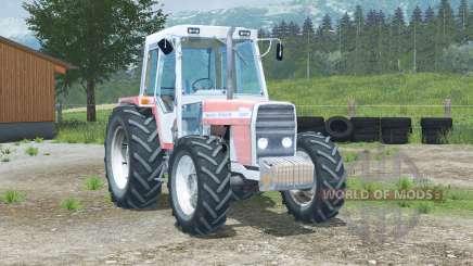 Massey Ferguson 698T〡opening doors для Farming Simulator 2013
