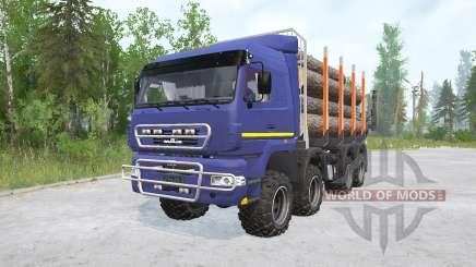 МАЗ 6516В9-481-000 Ձ016 для MudRunner