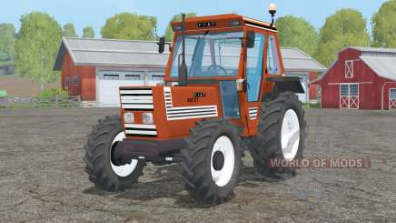 Fiat 880 DƬ для Farming Simulator 2015