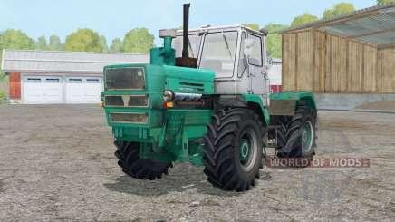 Т-150К〡вибрирует двигатель для Farming Simulator 2015