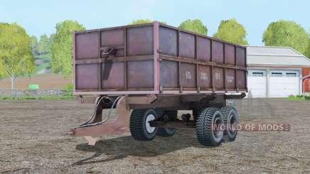 1ПТС-9〡боковая разгрузка для Farming Simulator 2015