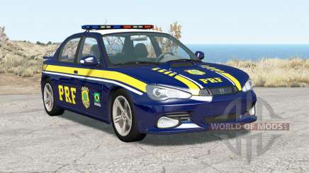 Hirochi Sunburst Brazilian PRF Police v1.2 для BeamNG Drive