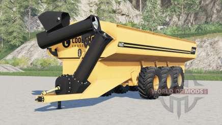 Coolamon 60T Chaser Bin для Farming Simulator 2017
