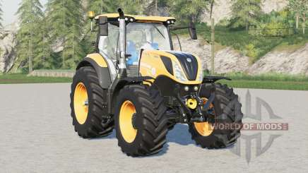 New Holland T7 series〡color choice для Farming Simulator 2017