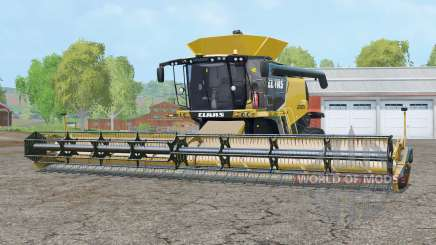 Claas Lexion 770 TerraTrac〡American Version для Farming Simulator 2015
