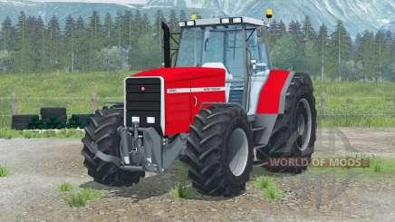 Massey Ferguson 8140〡mirrors reflect для Farming Simulator 2013