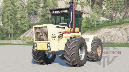 Raba-Steiger 250 Black для Farming Simulator 2017