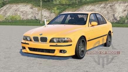 BMW M5 (E39) 2001 для Farming Simulator 2017