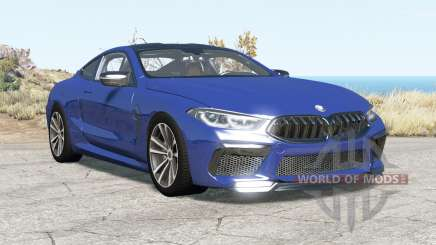 BMW M8 Competition coupe (F92) 2019 v2.0 для BeamNG Drive