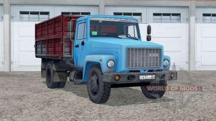 ГАЗ САЗ 3507-01〡перевозит базовые культуры для Farming Simulator 2015
