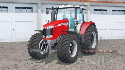 Massey Ferguson 7726〡suspension de cabine для Farming Simulator 2015
