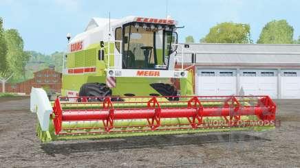 Claas Mega 200 Dominator〡animated element для Farming Simulator 2015