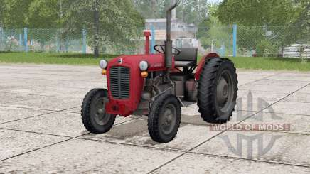 IMT 533 DeLuxe〡old used tyres для Farming Simulator 2017