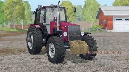 МТЗ 1221В Беларус〡приобретаемый противовес для Farming Simulator 2015