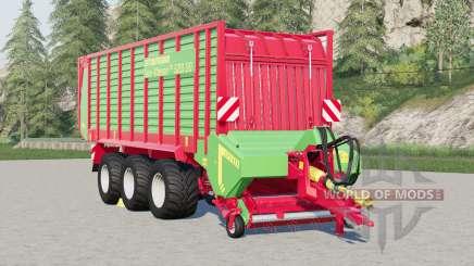Strautmann Tera-Vitesse CFS 5201 DO〡forage wagon для Farming Simulator 2017