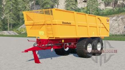 Veenhuis JVK 16000 для Farming Simulator 2017