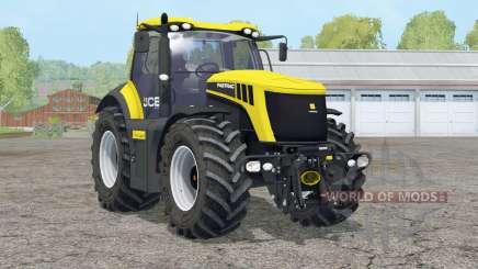 JCB Fastrac 8310〡animated front suspension для Farming Simulator 2015