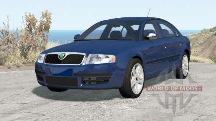 Skoda Superb (3U) 2002 для BeamNG Drive
