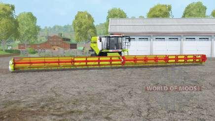 Claas Lexion 780 TT〡header 36 meters для Farming Simulator 2015