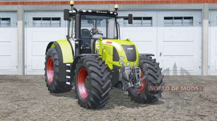 Claas Arion 640〡front loader для Farming Simulator 2015