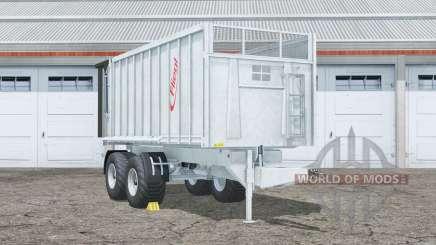 Fliegl TMK 266 Bull〡fruit & manure для Farming Simulator 2015