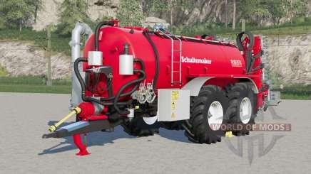 Schuitemaker Robusta 225〡tire pressure system для Farming Simulator 2017