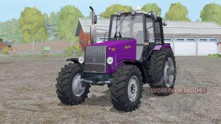 МТЗ 1221В Беларус〡динамический выхлоп для Farming Simulator 2015