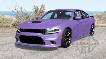 Dodge Charger SRT Hellcat (LD) 201Ƽ для BeamNG Drive