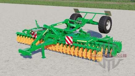 Amazone Catros 6002 для Farming Simulator 2017