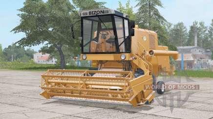 Bizon Super Z056〡improved model для Farming Simulator 2017